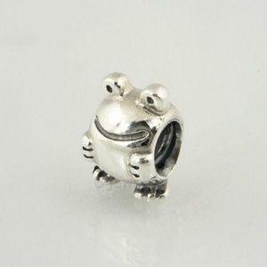 Authentic Pandora Frog Charm